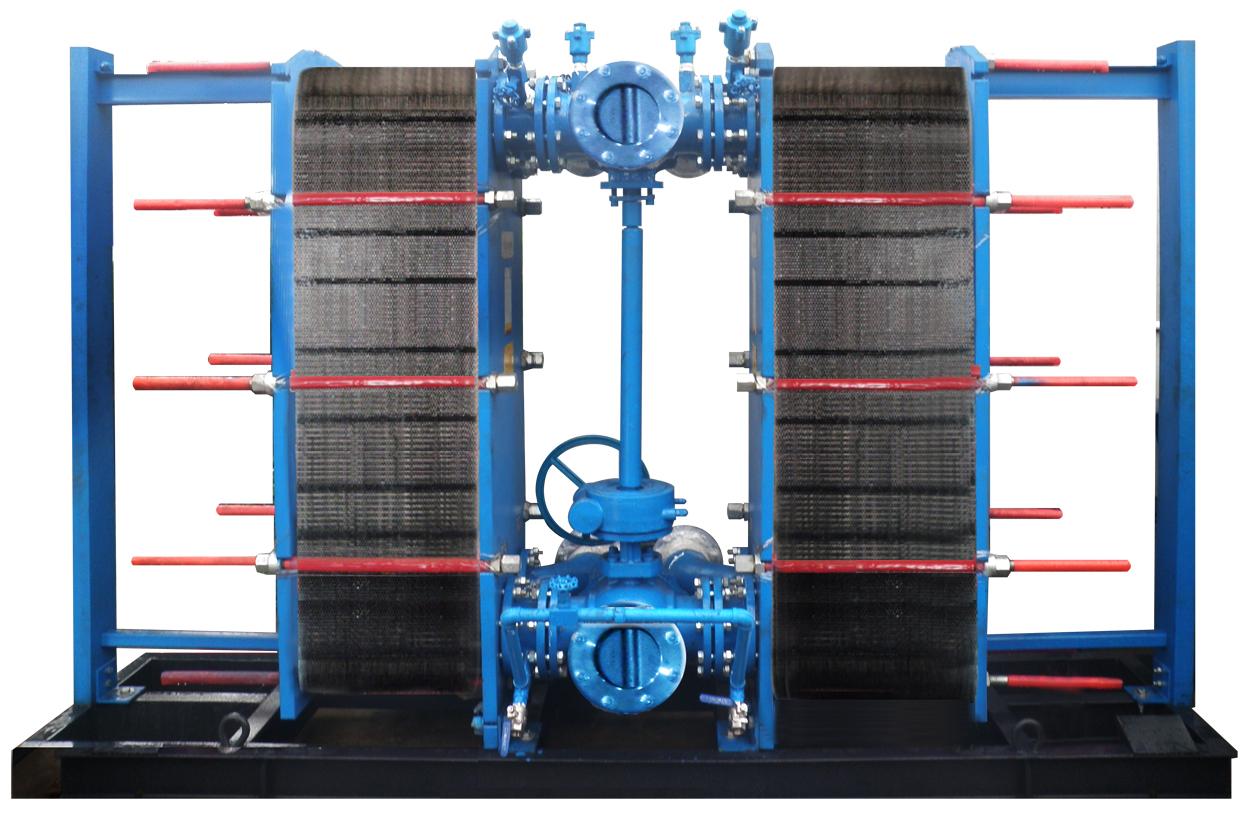 Duplex Oil Cooler trọn bộ